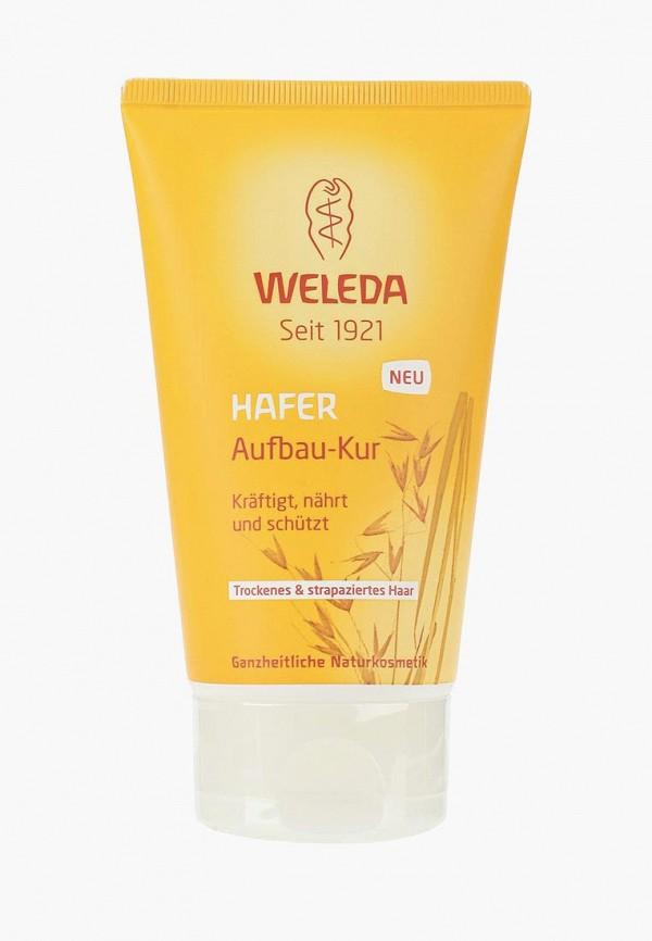 Купить Маска для волос Weleda, Восстанавливающая с экстрактом овса 150 мл, WE008LWFKM14, Осень-зима 2018/2019