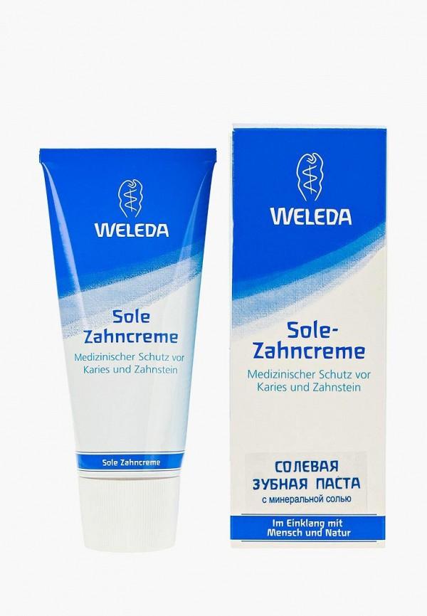 Зубная паста Weleda Weleda WE008LWFKM19 weleda