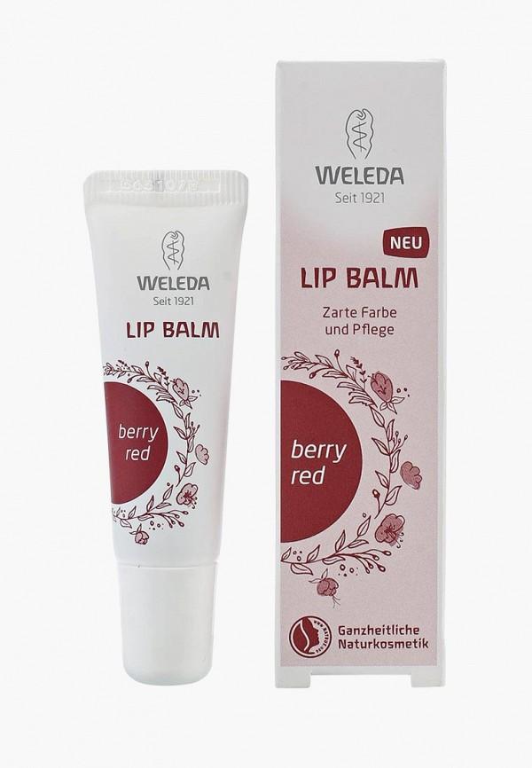 Бальзам для губ Weleda Weleda WE008LWWHT32 косметика детская weleda