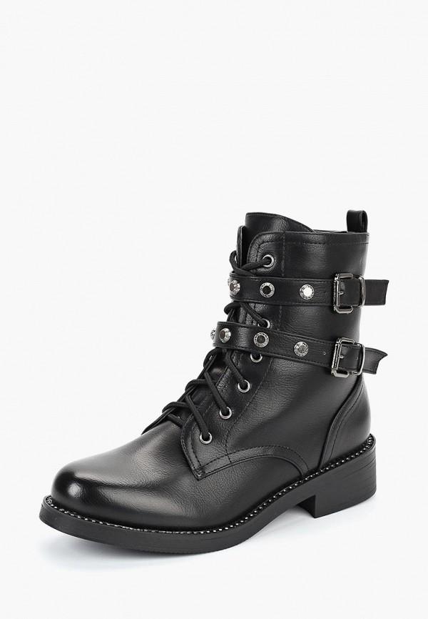 Купить Ботинки Wellspring, we012awcyxk4, черный, Осень-зима 2018/2019