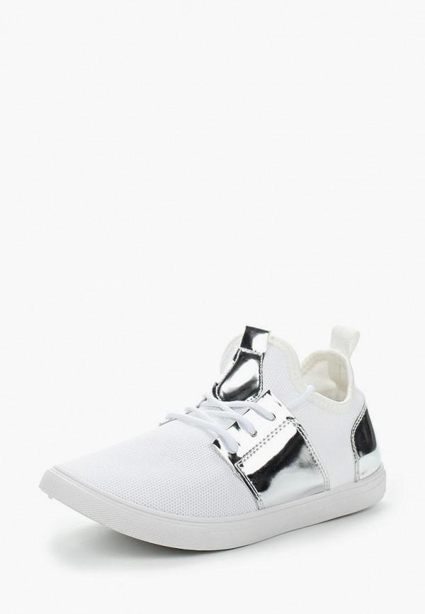 Фото - женские кроссовки Wellspring белого цвета