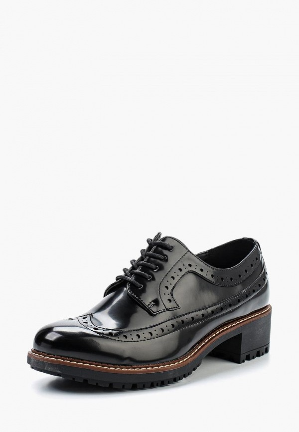 Купить Ботинки Wellspring, WE012AWVGU65, черный, Осень-зима 2018/2019