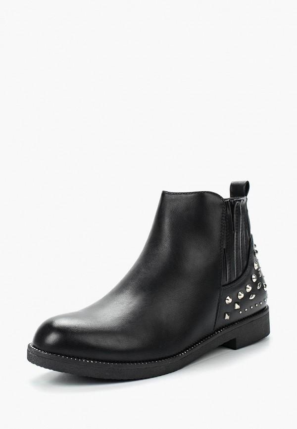 Купить Ботинки Wellspring, WE012AWXHC03, черный, Осень-зима 2017/2018