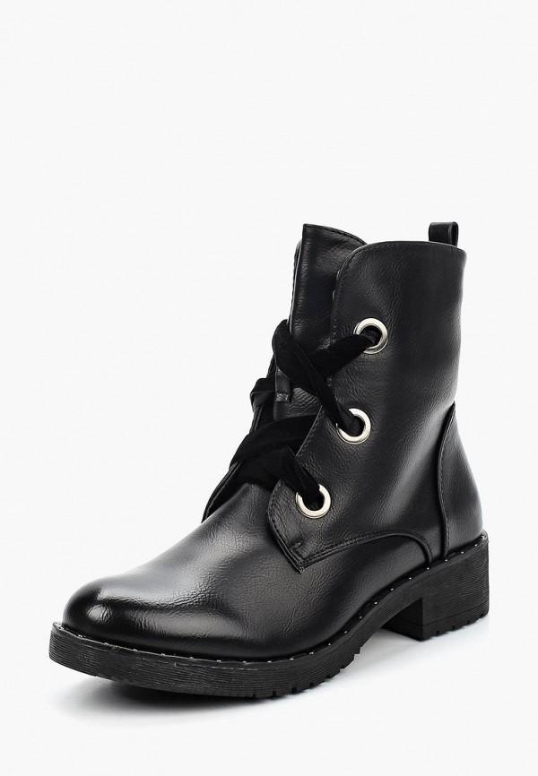 Купить Ботинки Wellspring, WE012AWYDR70, черный, Осень-зима 2017/2018