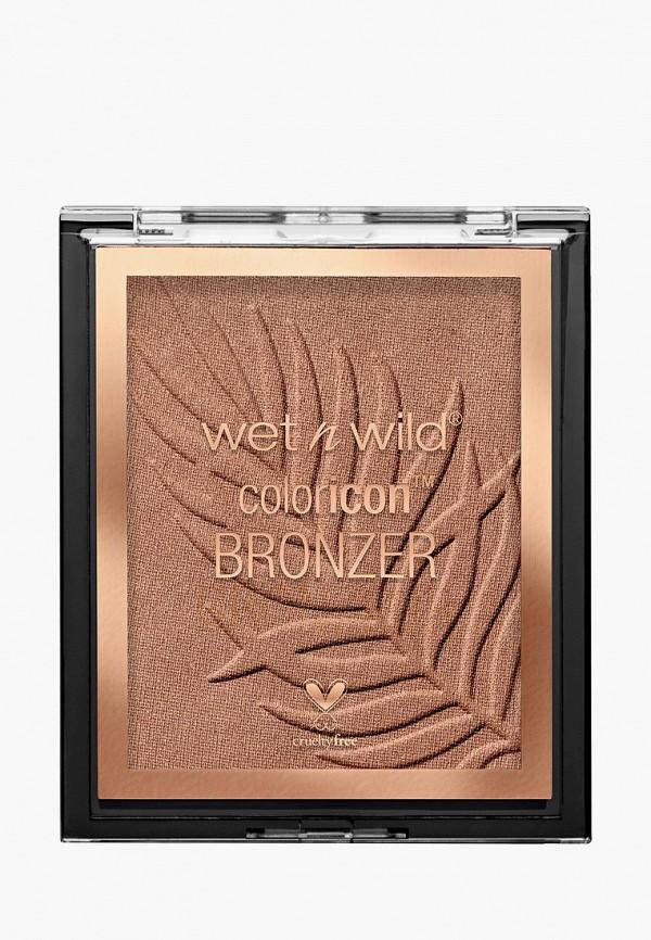 женский бронзатор wet n wild, коричневый