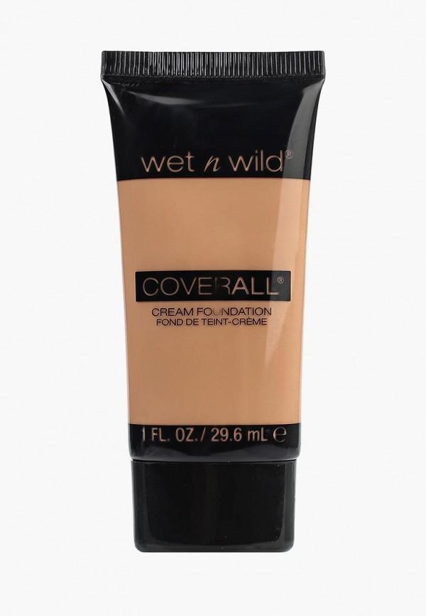 тональное средство wet n wild, бежевое