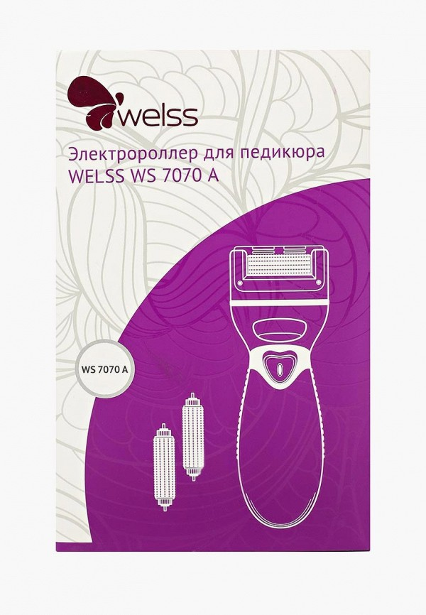 Роллеры Welss Welss WE015LWTZN29 мезороллер для лица welss welss we015lwjel42