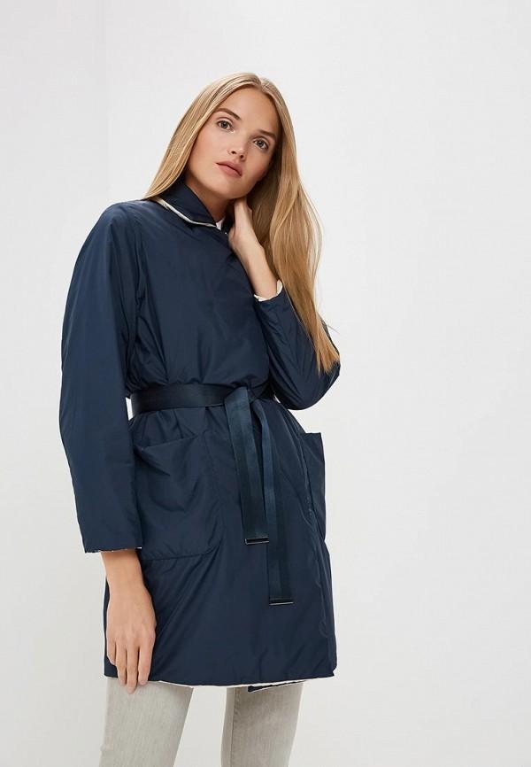 Купить Куртка утепленная Weekend Max Mara, REVERSIBLE, we017ewbszj4, разноцветный, Осень-зима 2018/2019