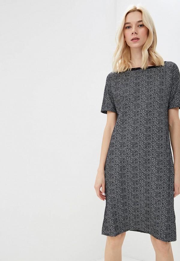 Купить Платье Weekend Max Mara, WE017EWBSZN8, черный, Осень-зима 2018/2019
