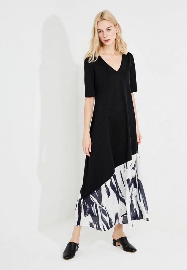 Купить Платье Weekend Max Mara, WE017EWBSZP1, черный, Осень-зима 2018/2019