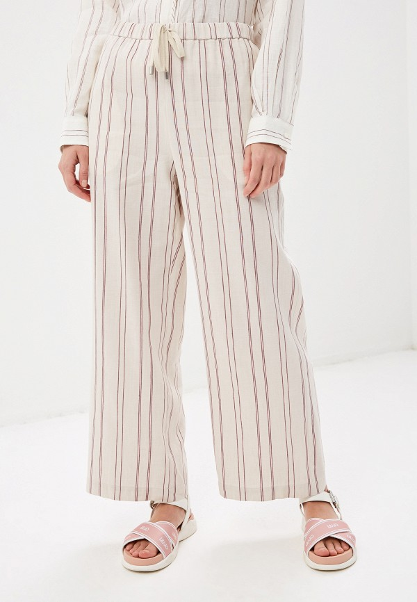 Брюки Weekend Max Mara Weekend Max Mara WE017EWEMFB8 weekend max mara повседневные брюки