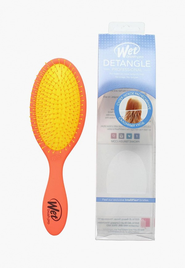 Расческа Wet Brush Wet Brush WE018LWXZR82 расческа wet brush wet brush we018lwxzr89