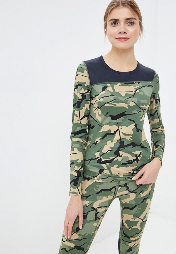 Термобелье верх Wear Colour Wear Colour WE019EWDQAT7 футболка wear colour wear colour we019embnee0