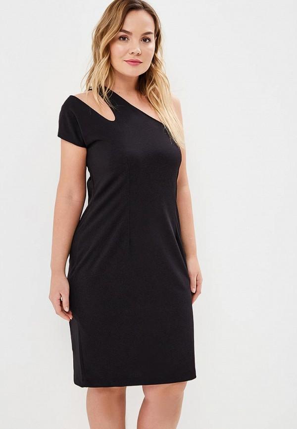 женское повседневные платье wersimi, черное