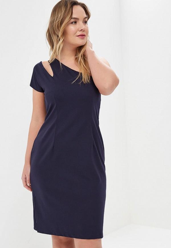 женское повседневные платье wersimi, синее