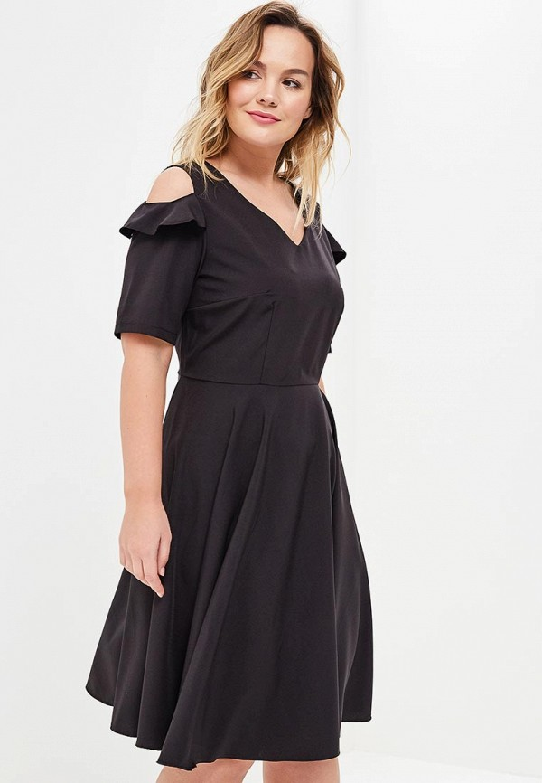 женское платье wersimi, черное