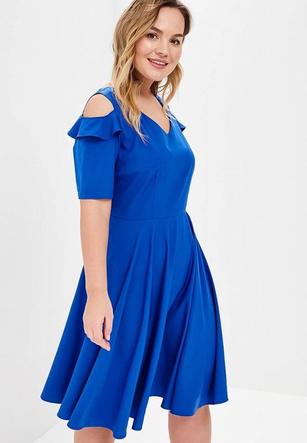 женское платье wersimi, синее