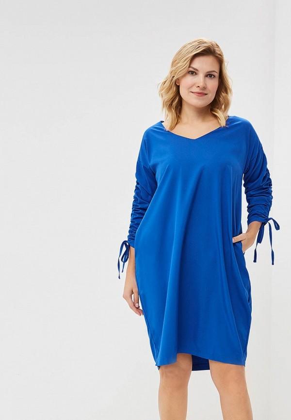 женское вечерние платье wersimi, синее