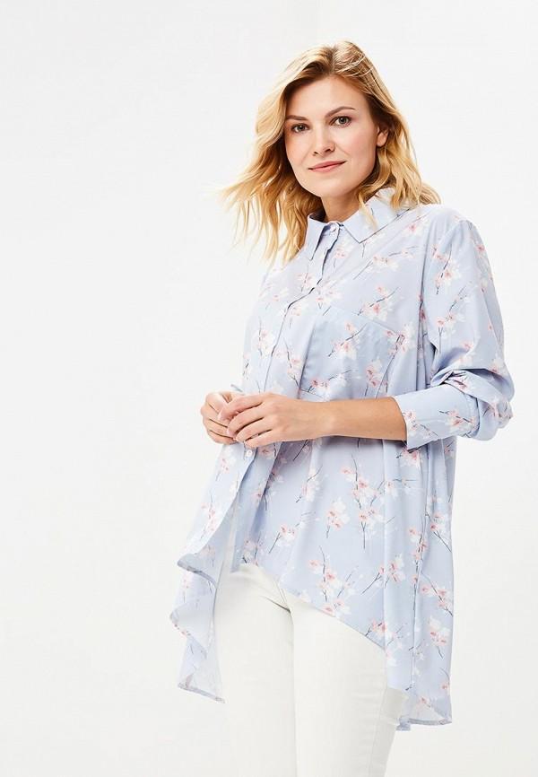 Купить Блуза Wersimi, we020ewbytg6, голубой, Осень-зима 2018/2019