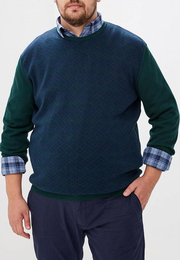 Купить Джемпер Westranger, we021emcooa6, зеленый, Осень-зима 2018/2019