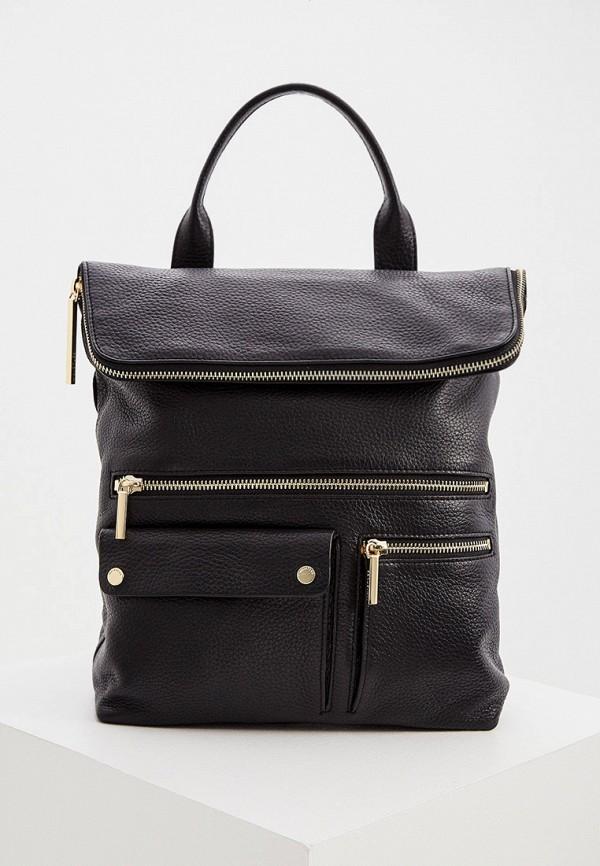 женский рюкзак whistles, черный