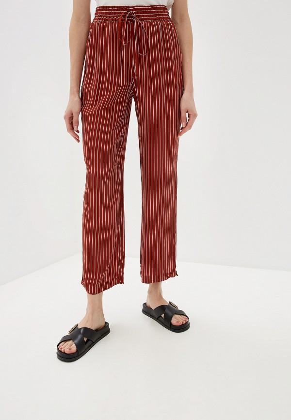 женские брюки whistles, красные