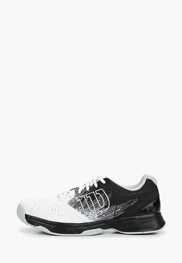 мужские кроссовки wilson, черные