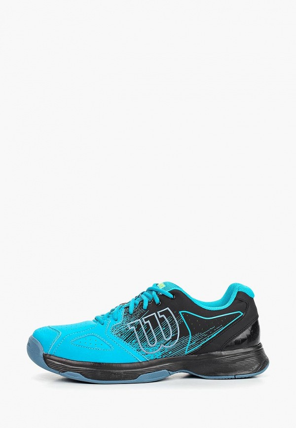 мужские кроссовки wilson, синие