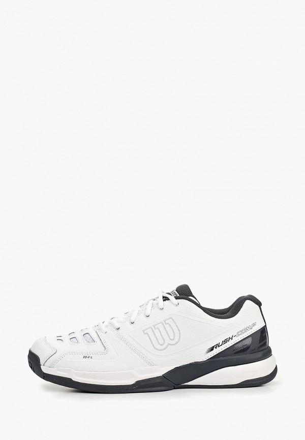 мужские кроссовки wilson, белые