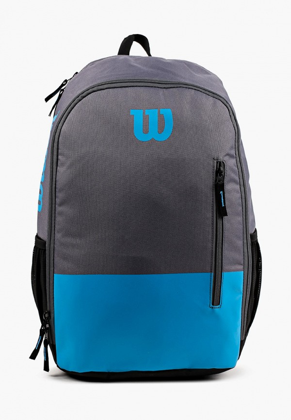 женский рюкзак wilson, серый