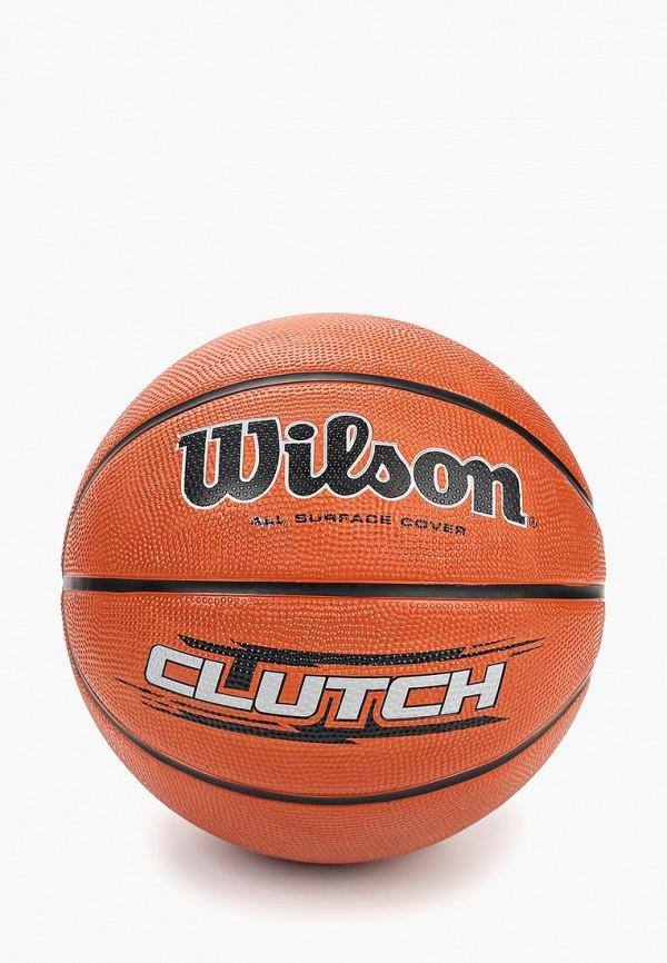 Мяч баскетбольный Wilson Wilson WI002DUDSZE3 цена 2017