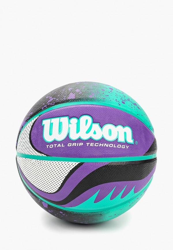 Мяч баскетбольный Wilson Wilson WI002DUDSZG2 цена 2017