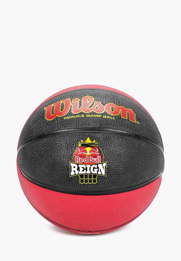 Мяч баскетбольный Wilson Wilson WI002DUDSZG3 медицинский мяч body solid bstmb 13 6кг черный