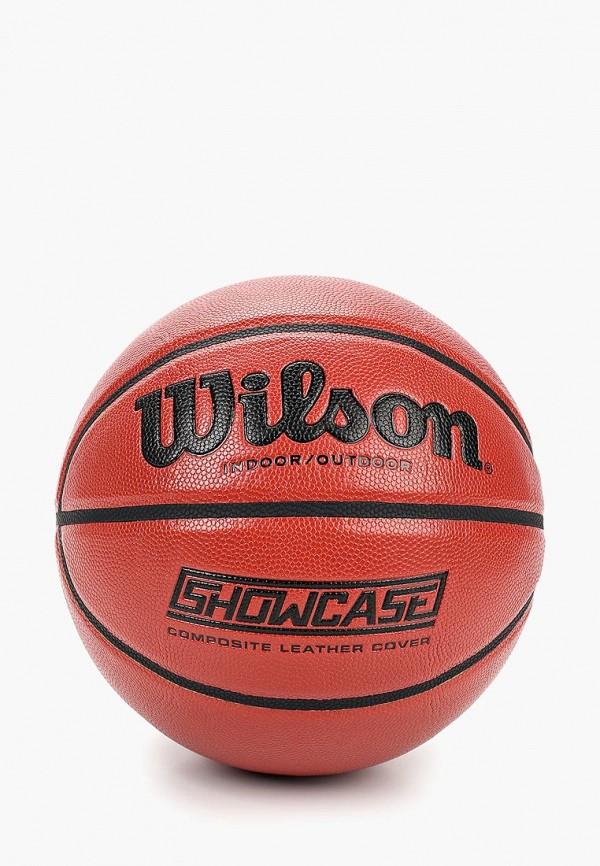 Мяч баскетбольный Wilson Wilson WI002DUDSZG6 мяч баскетбольный wilson clutch 285 wtb1440xb0603 р 6