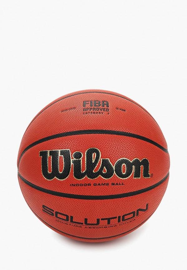Мяч баскетбольный Wilson Wilson WI002DUDSZG7 цена 2017
