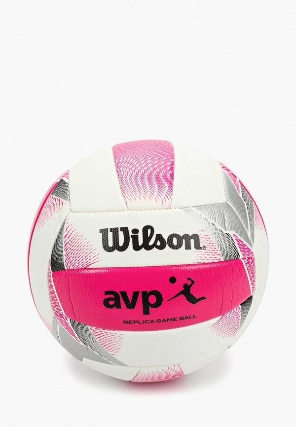 Мяч волейбольный Wilson Wilson WI002DUDSZH0 цена