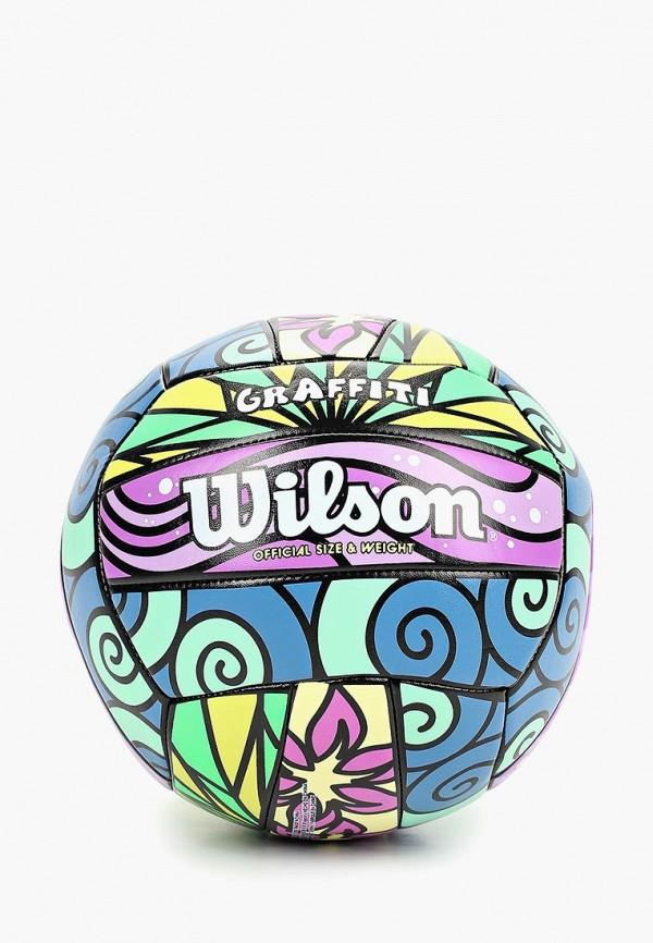 Мяч волейбольный Wilson Wilson WI002DUDSZH1