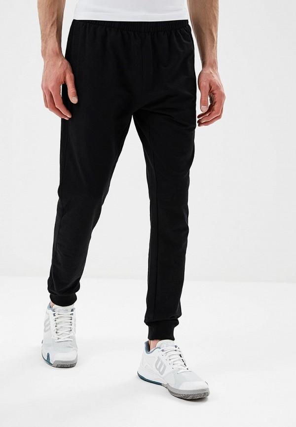 мужские спортивные спортивные брюки wilson, черные