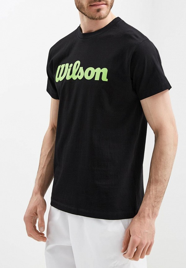 Футболка Wilson Wilson WI002EMAOON1 john wilson glasgow