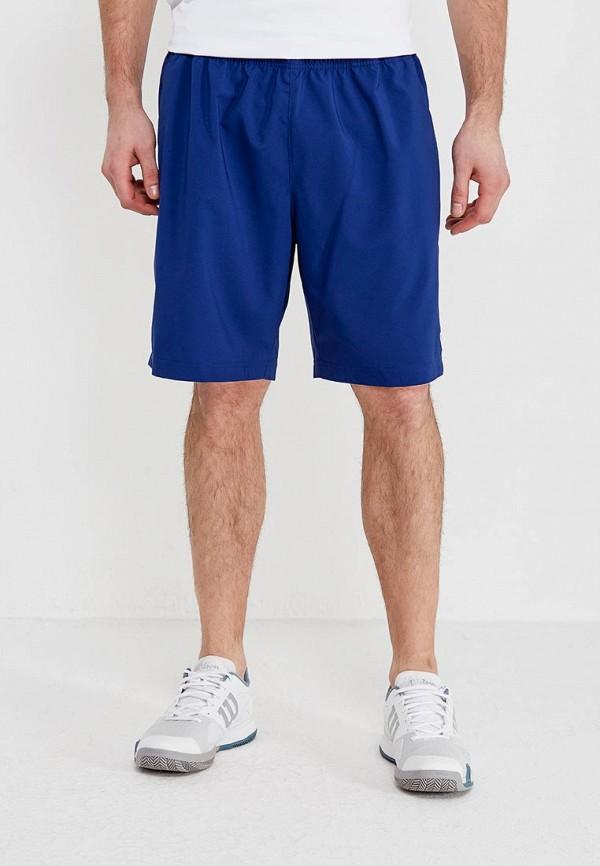 мужские спортивные спортивные шорты wilson, синие