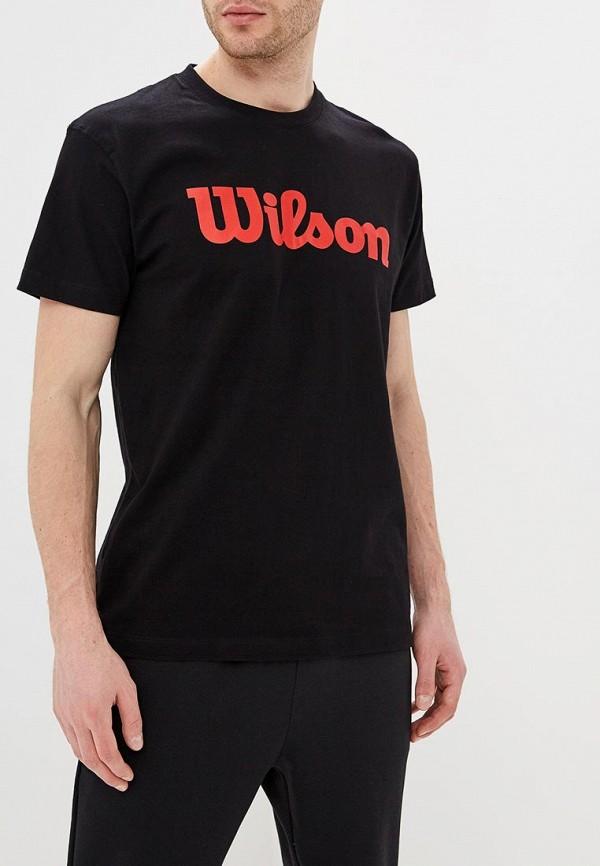 Футболка Wilson Wilson WI002EMDSSR8 футболка спортивная wilson wilson wi002emaoon7