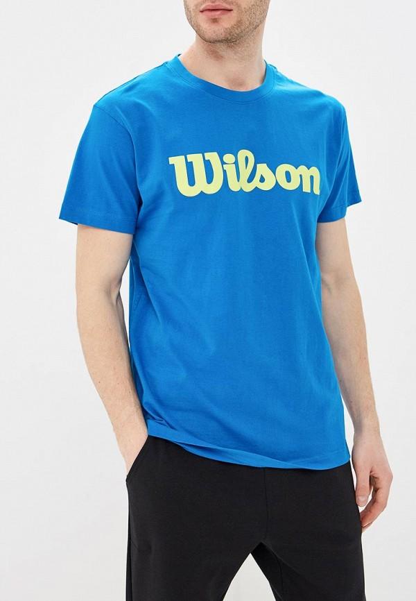Футболка Wilson Wilson WI002EMDSSS0 цена