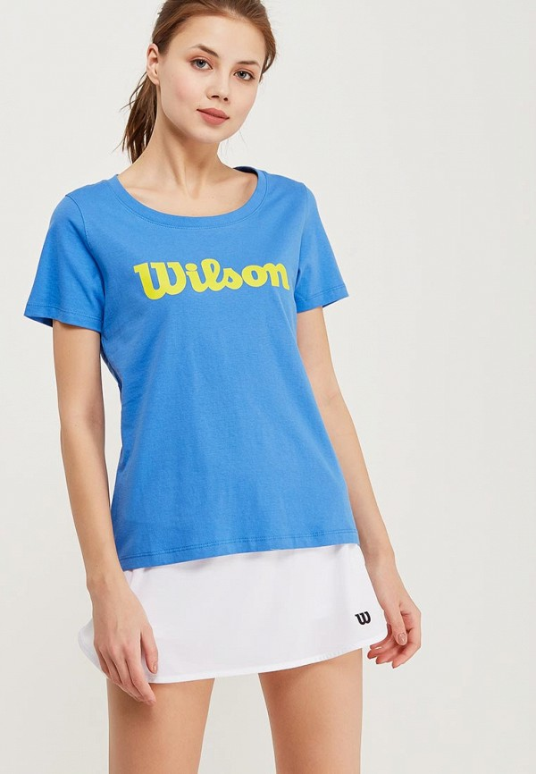 Футболка Wilson Wilson WI002EWAOOP2