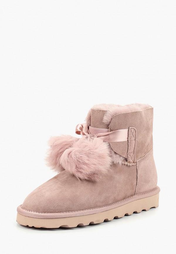 Купить Полусапоги Winzor, wi011awbuwe7, розовый, Осень-зима 2018/2019