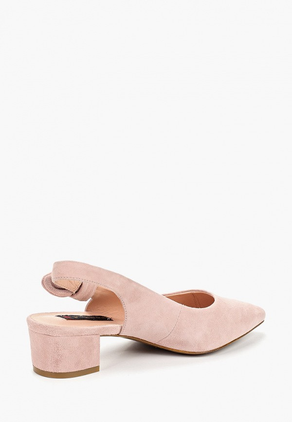 Фото 3 - Туфли Winzor розового цвета