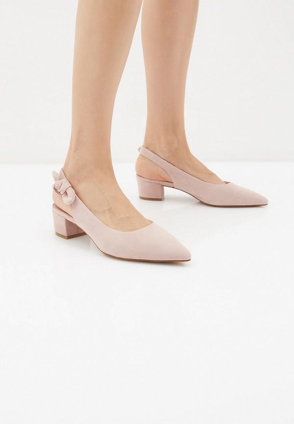 Фото 6 - Туфли Winzor розового цвета
