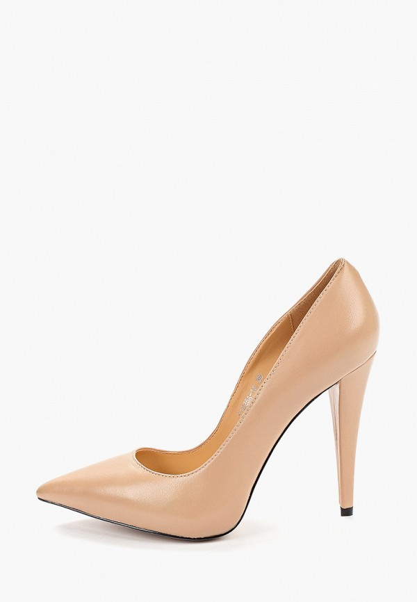 женские туфли winzor, бежевые