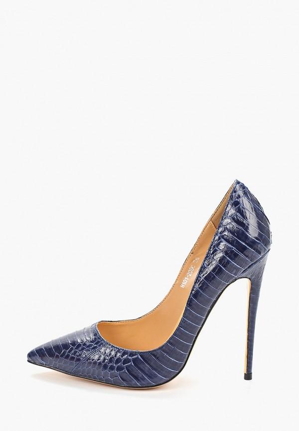 женские туфли winzor, синие