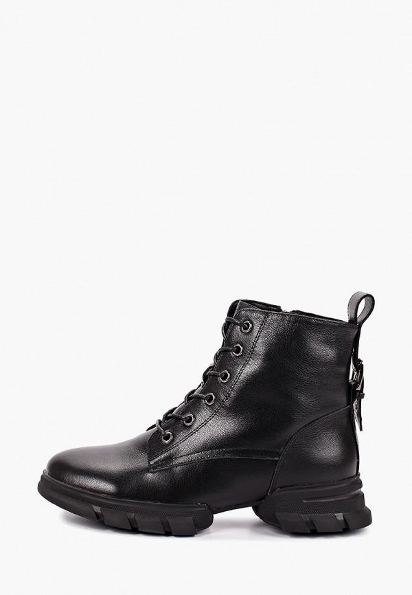 женские ботинки winzor, черные