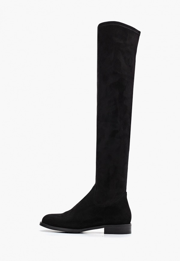 женские ботфорты winzor, черные